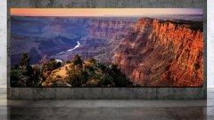 三星推出The Wall Luxury巨幕电视新品 将于下月起在全球发售