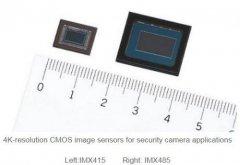 索尼推出监控用CMOS图像传感器IM