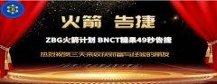 BNCT七月风暴―火箭计划大获成功