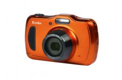 Kenko将发布防水数码相机DSC200W