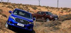 大通T60国五柴油先锋版上市 自动挡起售11.78万元