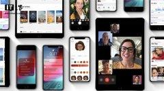 苹果凌晨推送iOS 12.4开发者预览版Beta 7系统更新
