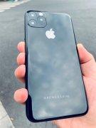 苹果iPhone 11最新机模曝光 基于CAD图制作