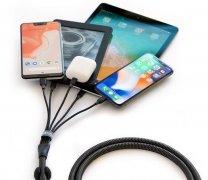 Elevation Lab推出一拖五充电套装 可提供65W功率输出