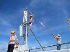 海南联通完成全省19个市县48个5G
