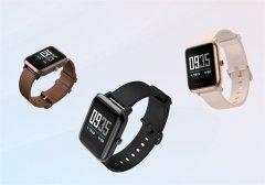华米Amazfit米动健康手表正式开售 NB-loT独立通信