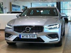 沃尔沃全新S60实拍 将于今年内完成国产上市工作