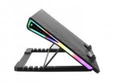 雷神推出风洞笔记本散热器 搭载