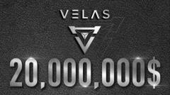 黑马AI公链Velas私募轮成功融得2