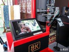 佳能8K摄影机K8C现身BIRTV2019展