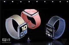 苹果Apple Watch 5正式发布 售价