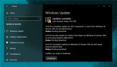 微软2019 Windows 10更新五月版1