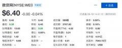 微贷网第二季度营收9.067亿元 净