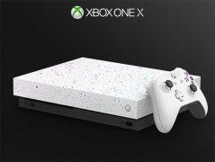 微软推出Xbox One X超时空特别版