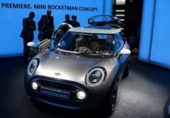 全新一代MINI将迎来深度电气化改