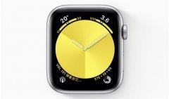 苹果发布watchOS 6.0.1系统更新 解决日历小组件不显示事件问题