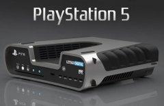索尼PS5游戏主机新渲染图曝光 采