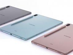 三星Galaxy Tab S6平板今日开启