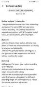 华为Mate30 Pro海外版推送EMUI10
