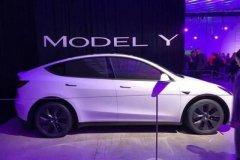 特斯拉Model Y将于2020年第一季度开始生产 将配备长续航全轮驱动系统