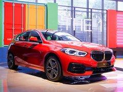 宝马全新1系本月开售 共计推出3款配置车型