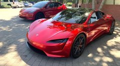 特斯拉曾承诺二代Roadster电动超跑拥有疯狂性能