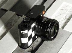 """徕卡上架 Q2 """"像素""""特别版相机 售价45000元"""