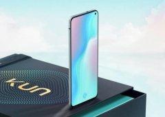 vivo S5或国内首发OLED挖孔屏下