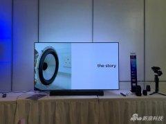 飞利浦发布65寸OLED旗舰电视 定