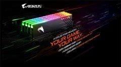 技嘉推出第二代RGB内存条 频率达