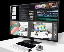 LG推出新4K显示器 增加对HDR10的