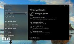 微软2019 Windows 10更新十一月