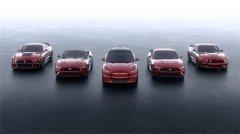 福特Mustang Mach-E正式发布 加