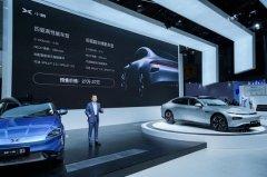小鹏汽车P7启动预售 NEDC综合续
