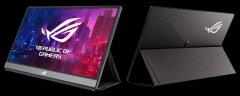 华硕推出17.3英寸便携屏幕 支持可变刷新率