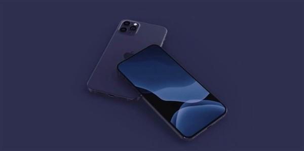 2020新款海军蓝配色iPhone
