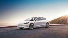 特斯拉Model 3长续航版有望国产
