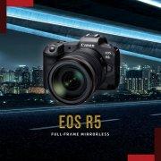 佳能宣布正在研发EOS R5专微相机
