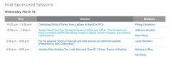 英特尔公布本次GDC大会安排 包括介绍Xe显卡架构在内