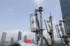 中国对5G建设非常迅速 已覆盖全
