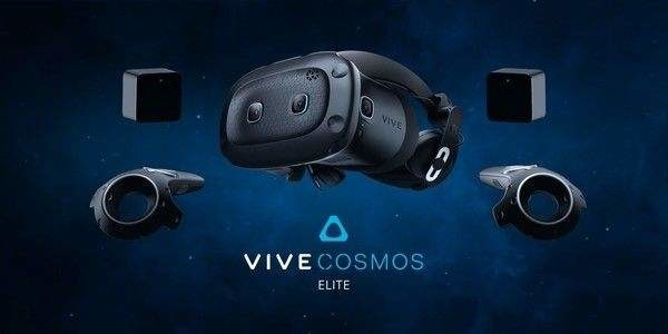 HTC Cosmos Elite头显将以单品发售 4月16日上线国内