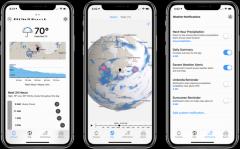 苹果收购流行移动天气服务提供商