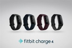Fitbit Charge 4智能手环正式发
