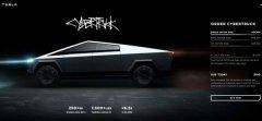 特斯拉Cybertruck预订量超60万