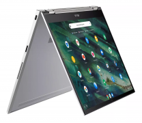 华硕发布 Chromebook Flip C436 采用镁铝合金机身重量仅为2.58磅