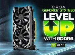 EVGA发布两款GDDR6显存GTX 1650显卡 取消DVI接口