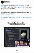 消息称苹果正将Xcode引入到iOS/i