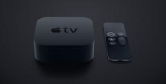 Apple TV 4K或将在近期更新 有64GB及128GB等版本可选