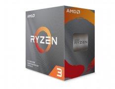 AMD 7nm 四核处理器上架 R3 3100