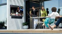 三星发布The Terrace户外电视新品 配备4K QLED高亮面板